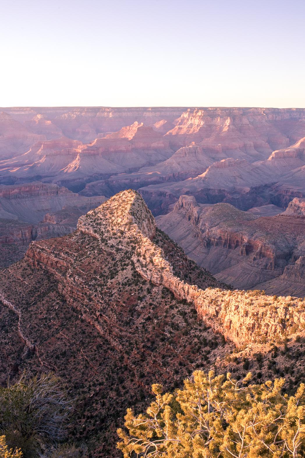 The Grand Canyon Horseshoe Bend And Antelope Canyon