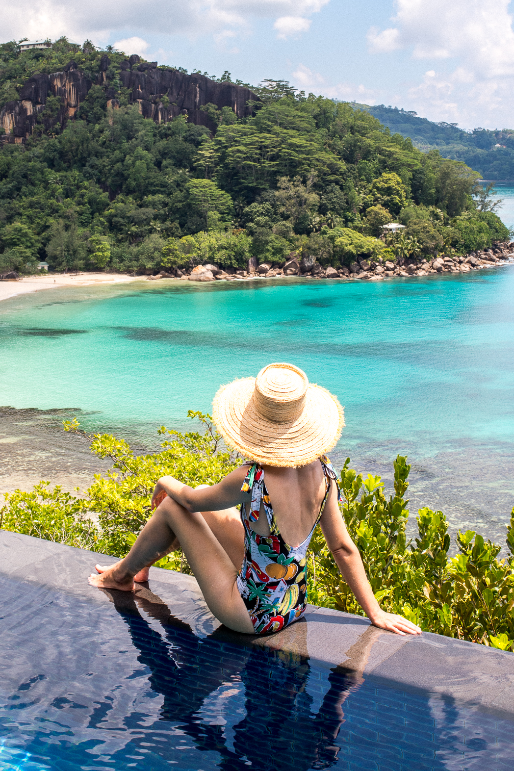 The Seychelles with Maia Luxury Resort