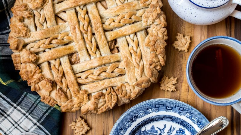 The Ultimate Apple Pie Recipe for Thanksgiving