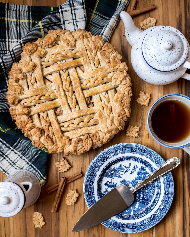 Fancy Crust Apple Pie Recipe -1