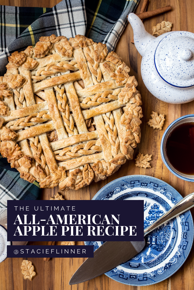 Stacie Flinner All-American Apple Pie Recipe