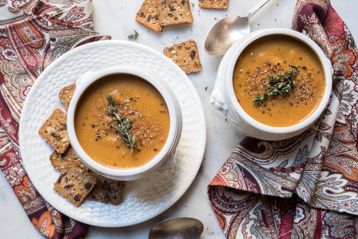 Stacie Flinner Vegan Butternut Squash Soup -10.jpg
