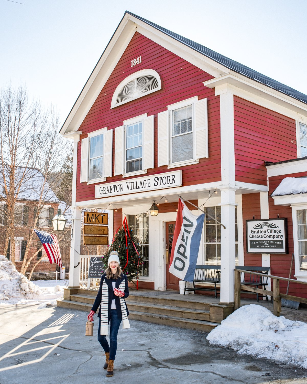 Stacie Flinner Cutest Towns in Vermont-1