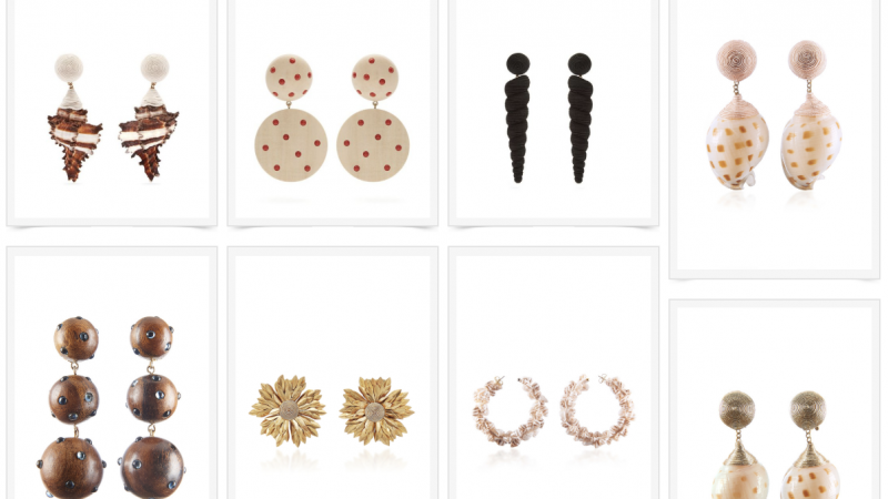 Sale Alert: Rebecca De Ravenel's Statement Earrings