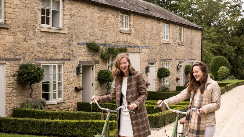 A Girls Getaway to Babington House in Somerset