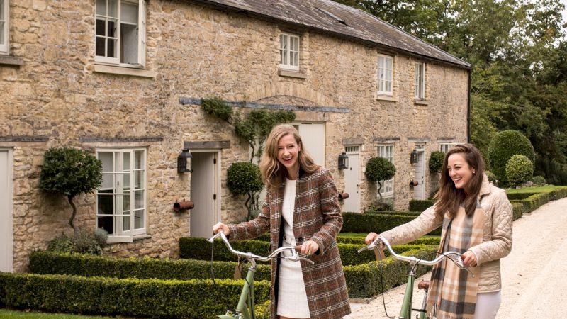 A Girls Getaway to Babington House in Somerset