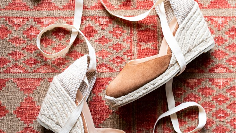 One in Every Color: Castañer Wedge Espadrilles