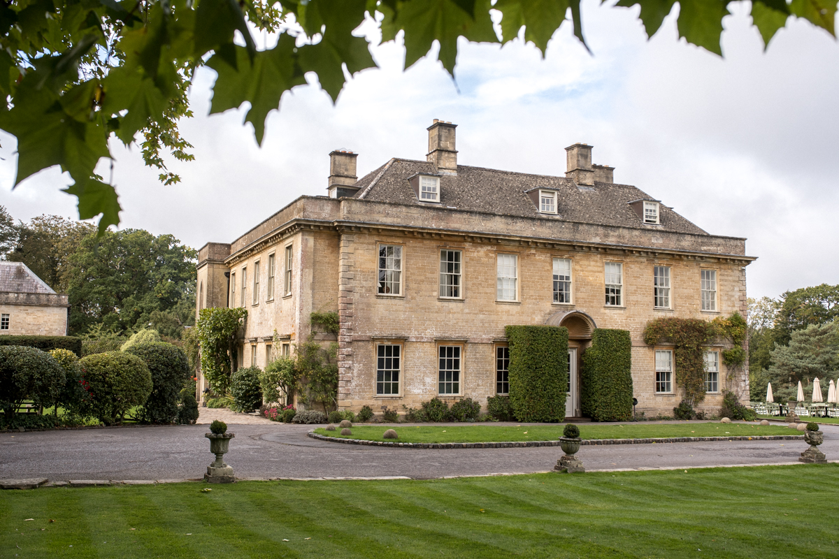 A Girls Getaway to Babington House in Somerset - STACIE FLINNER