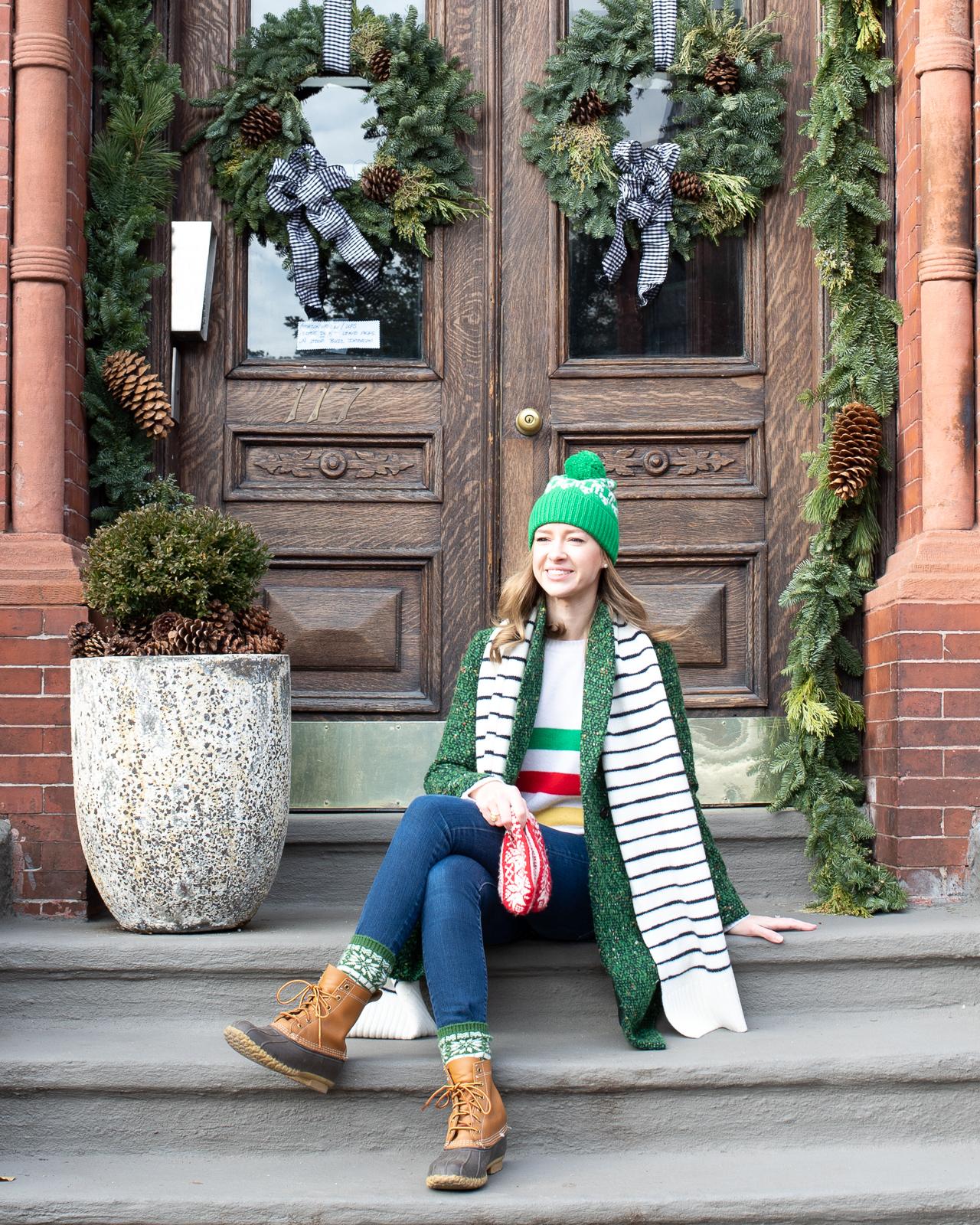 Stacie Flinner Winter Style