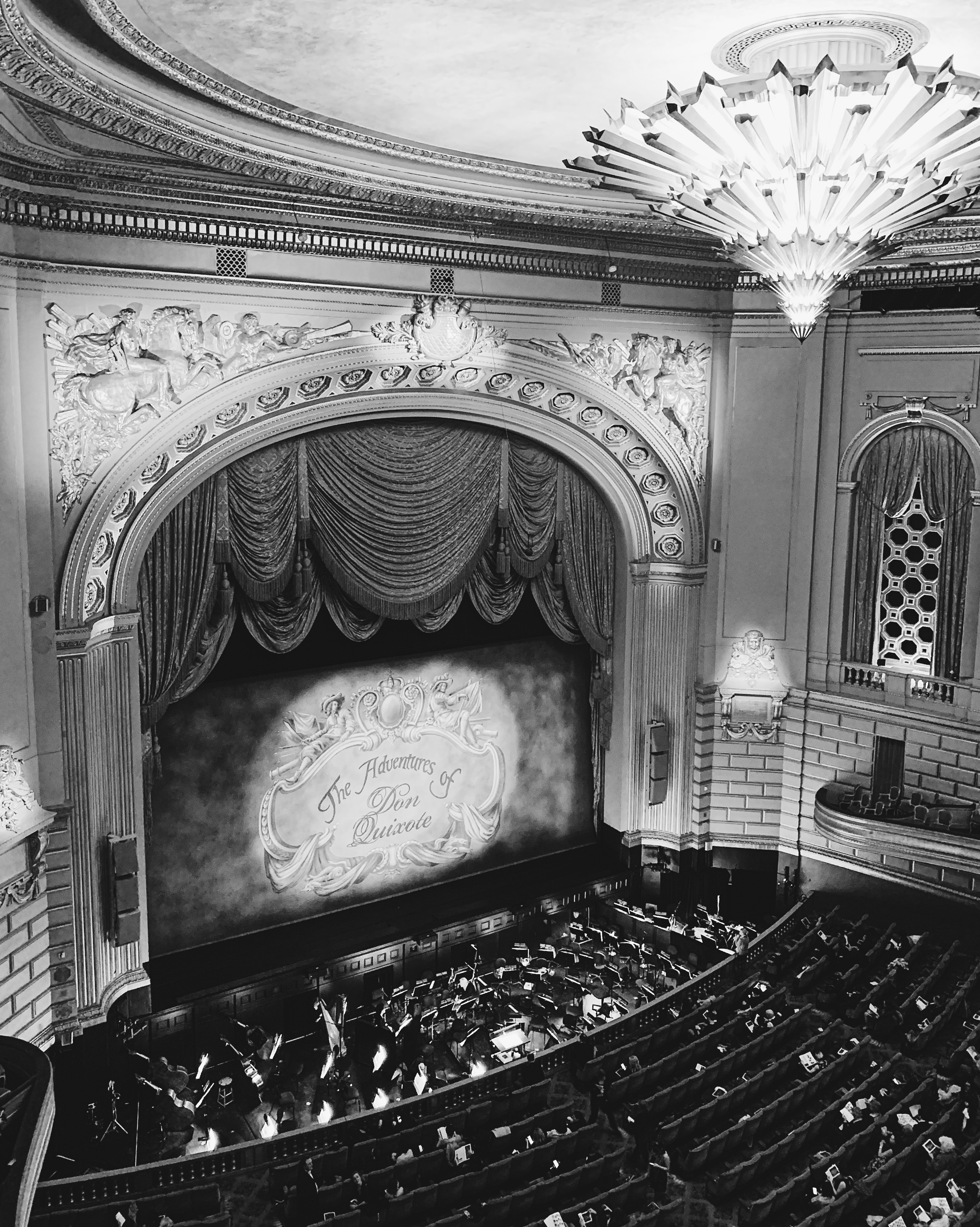 San Francisco Ballet at the War Memorial Opera House