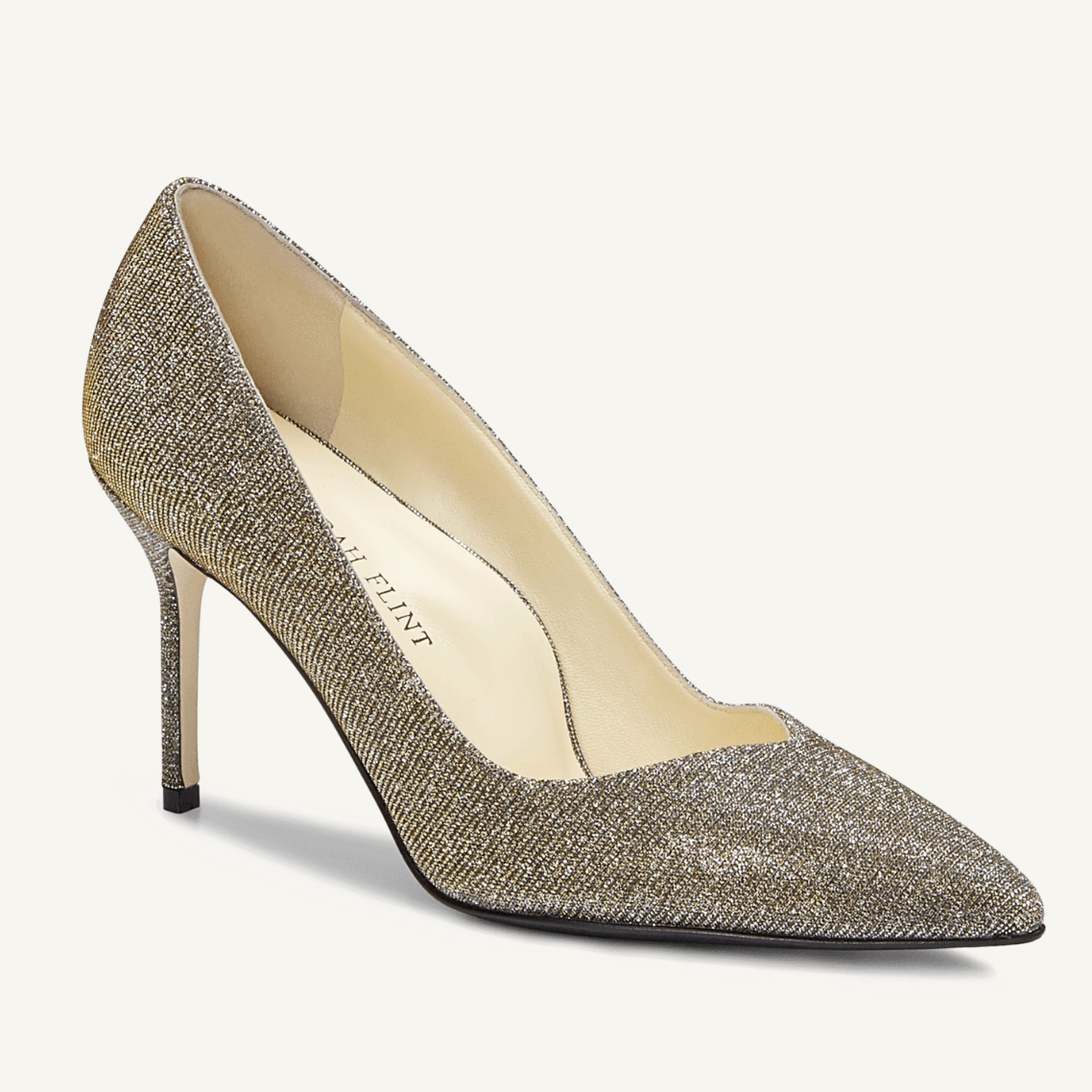 Sarah FLint Perfect Pump Gunmetal