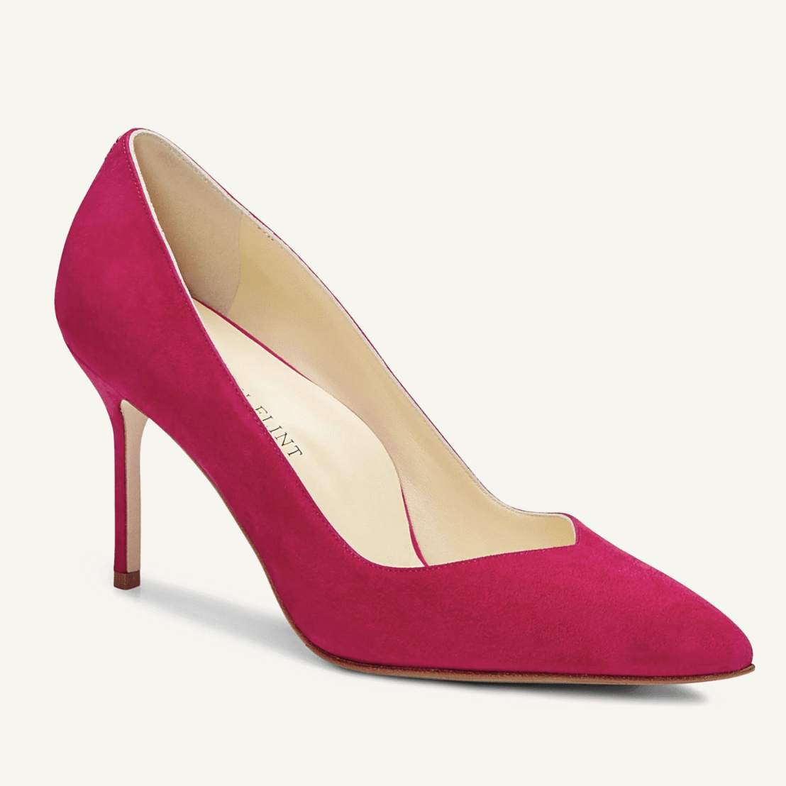 Sarah Flint Perfect Pump Pink
