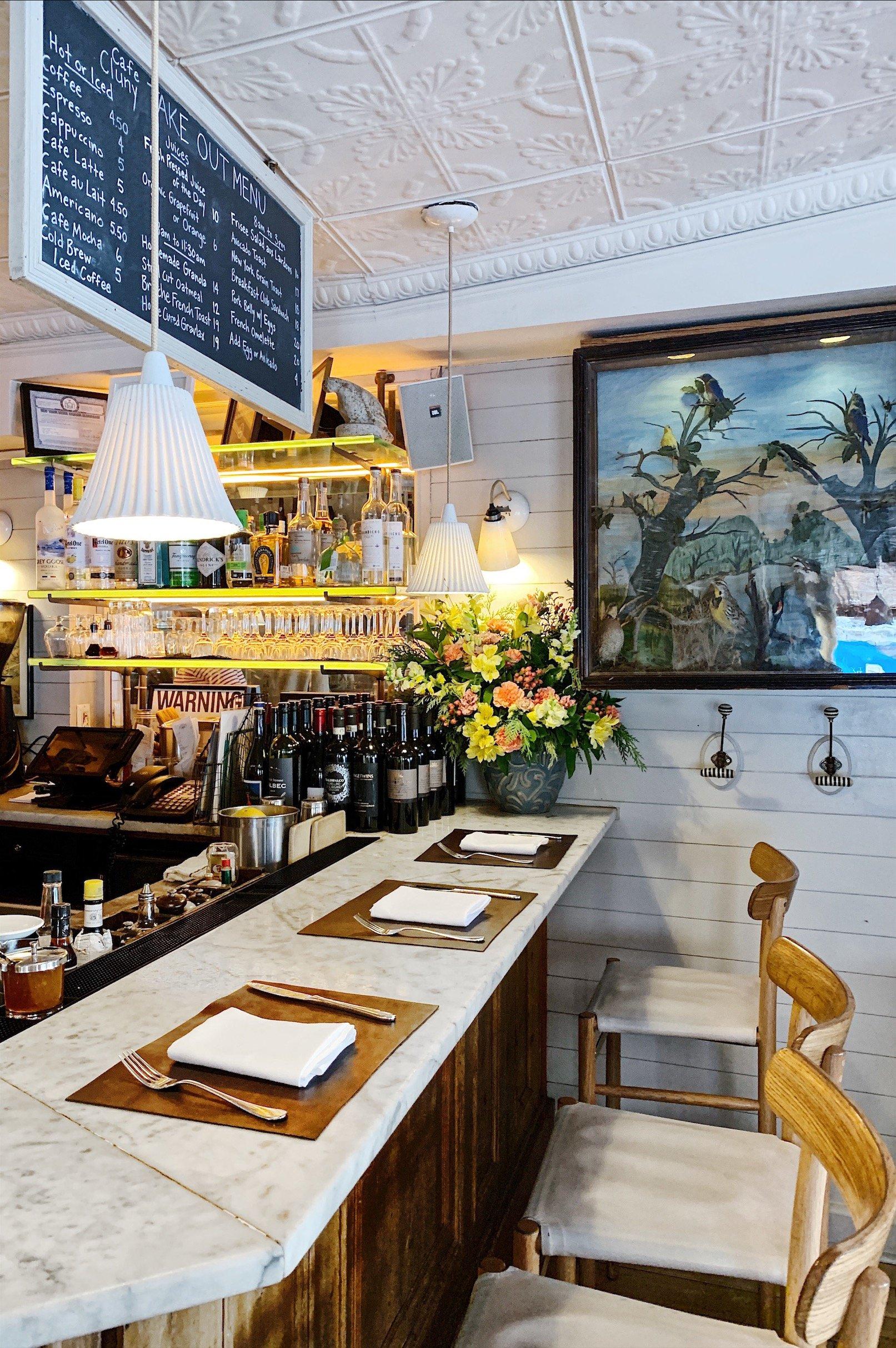 Stacie Flinner Cafe Cluny