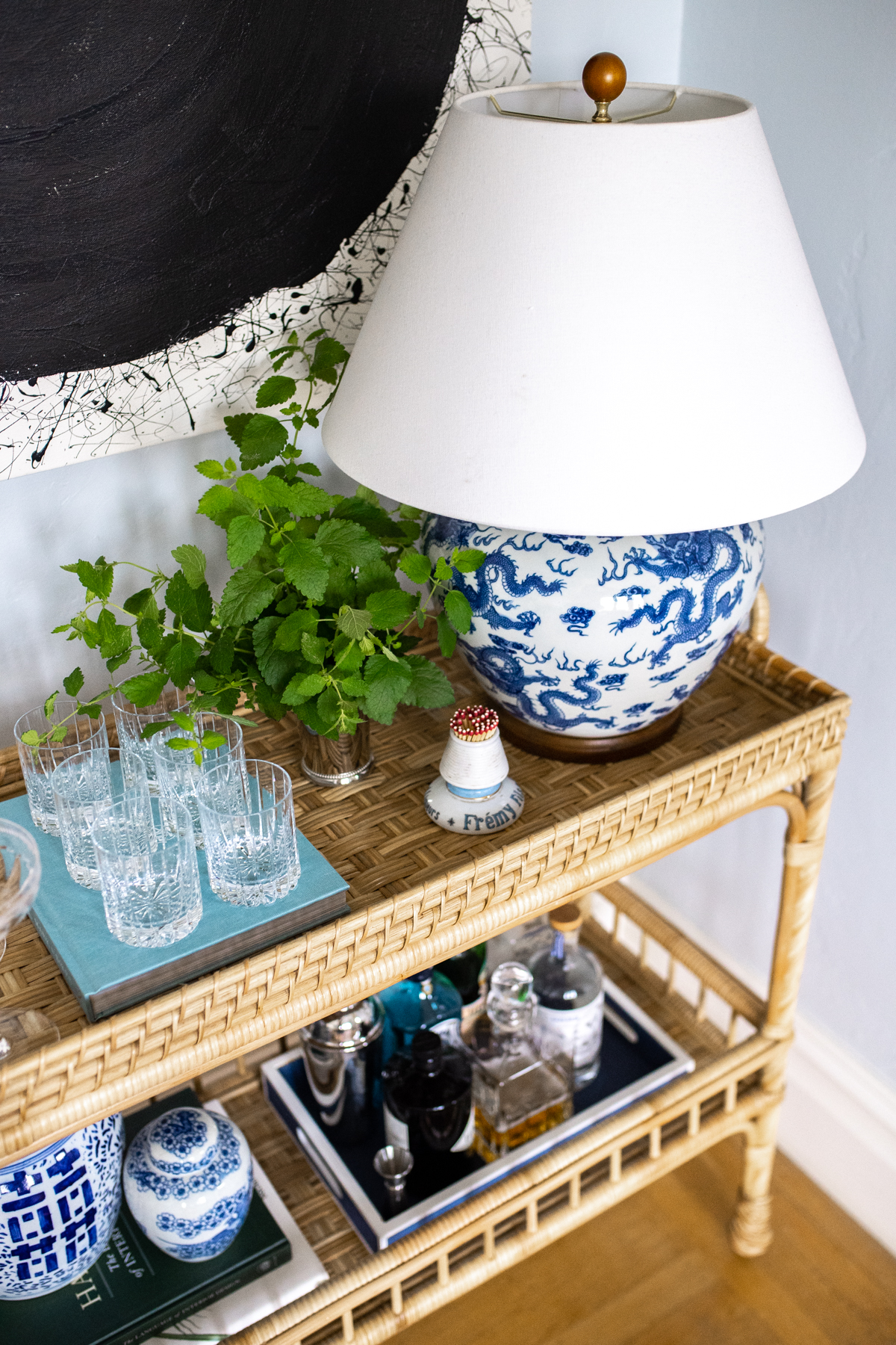 How to Style a Bar Cart Serena %26 Lily South Seas x Stacie Flinner-13.jpg