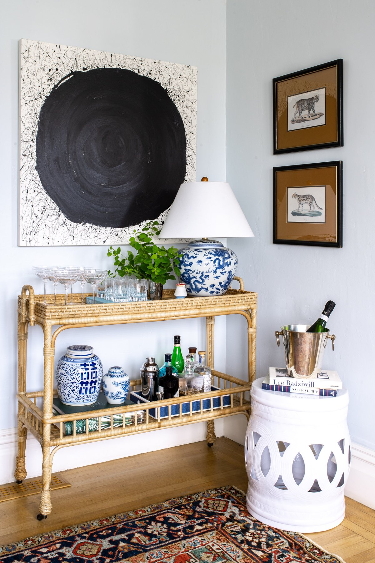 How to Style a Bar Cart Serena %26 Lily South Seas x Stacie Flinner-2.jpg