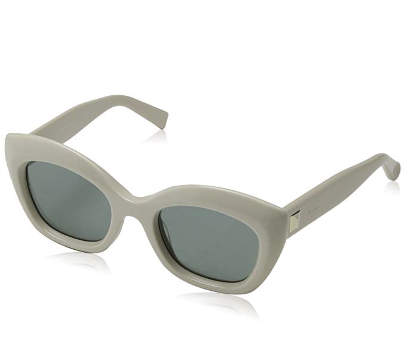 Max Mara White Sunglasses