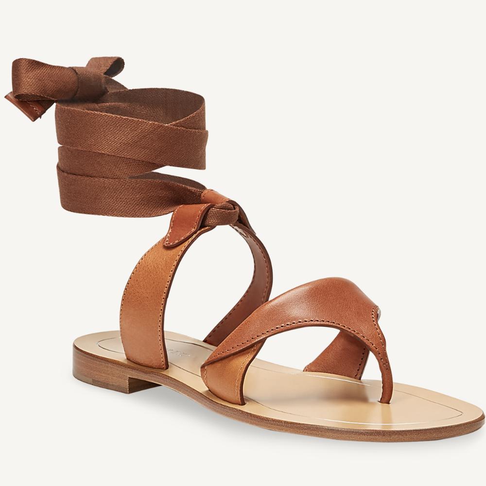 Sarah Flint Grear Sandal 1