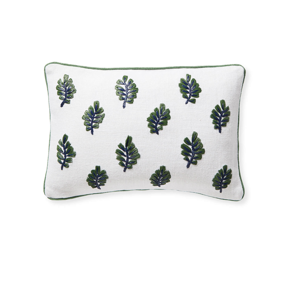 Serena Lily Blossom Pillow
