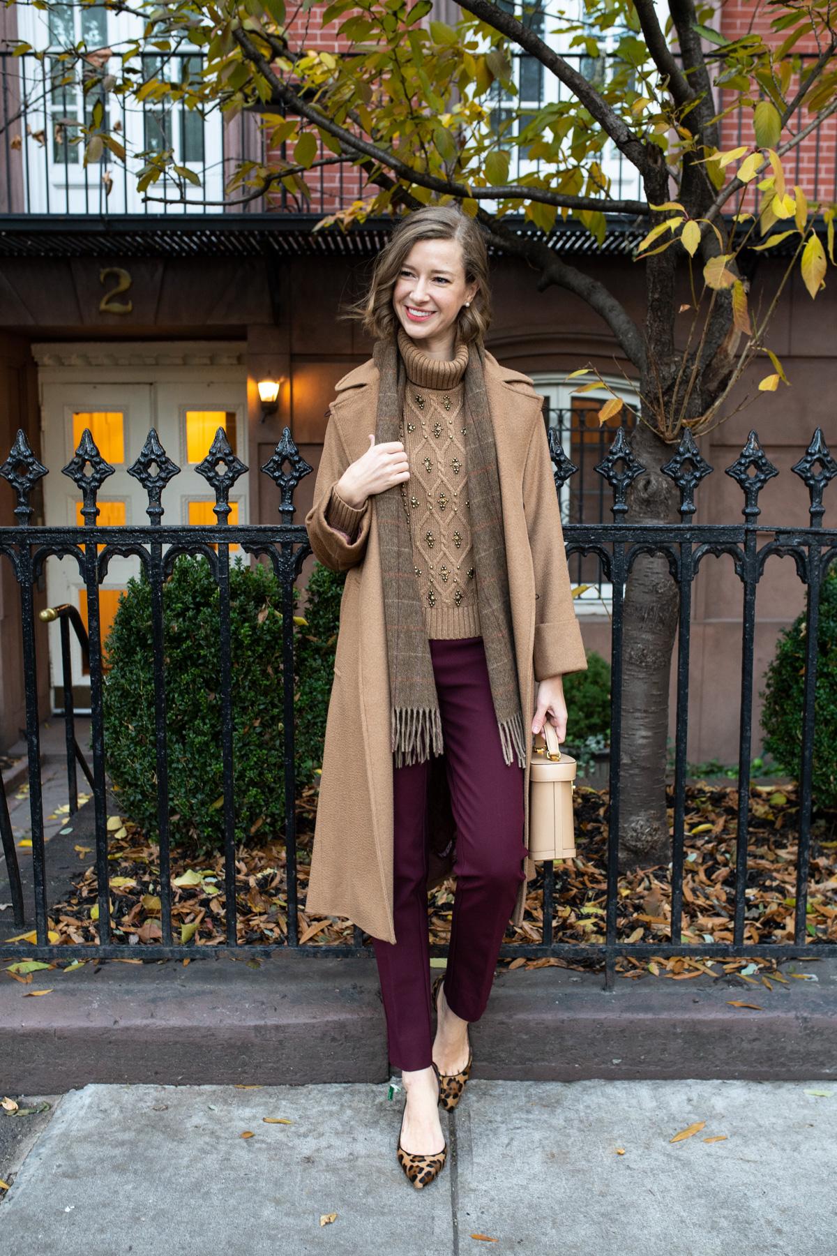 Brooks Brothers Camel Wrap Coat x Stacie Flinner-11.jpg