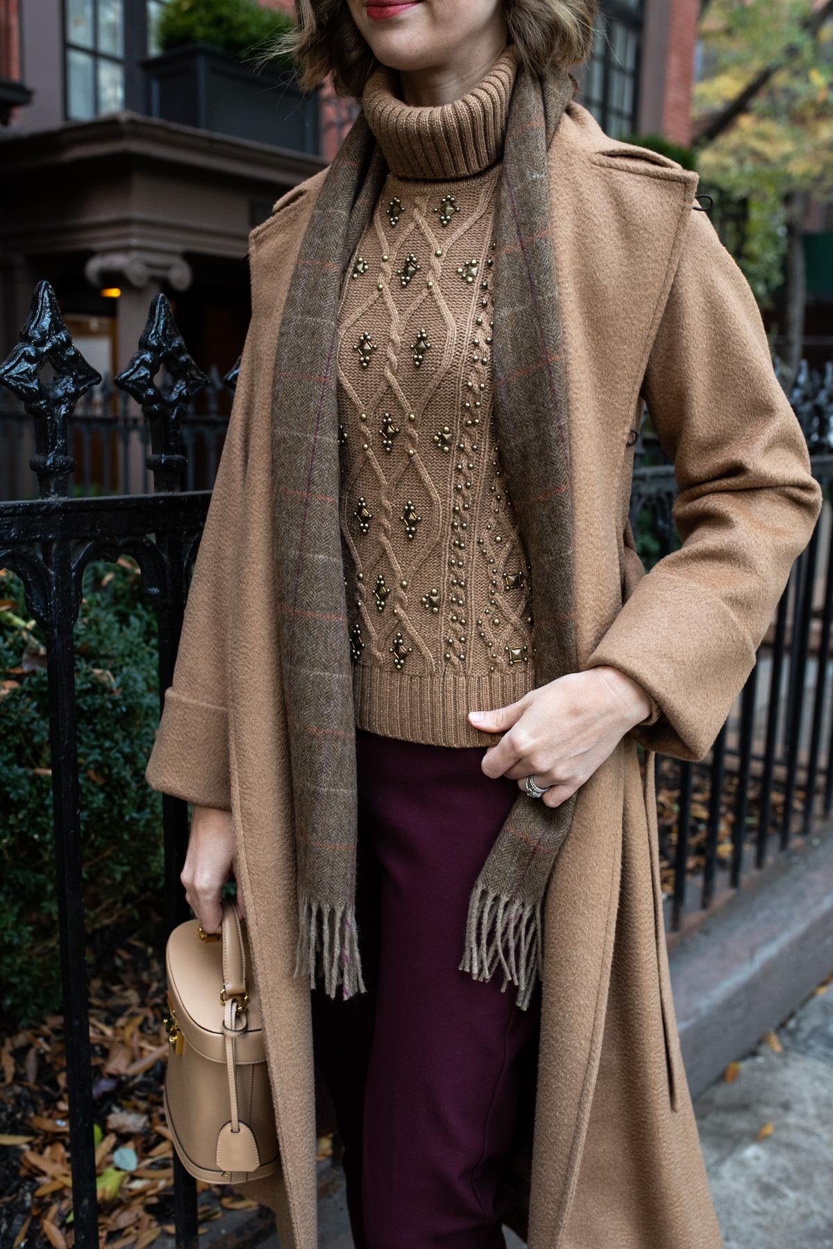 Brooks Brothers Camel Wrap Coat x Stacie Flinner-14.jpg