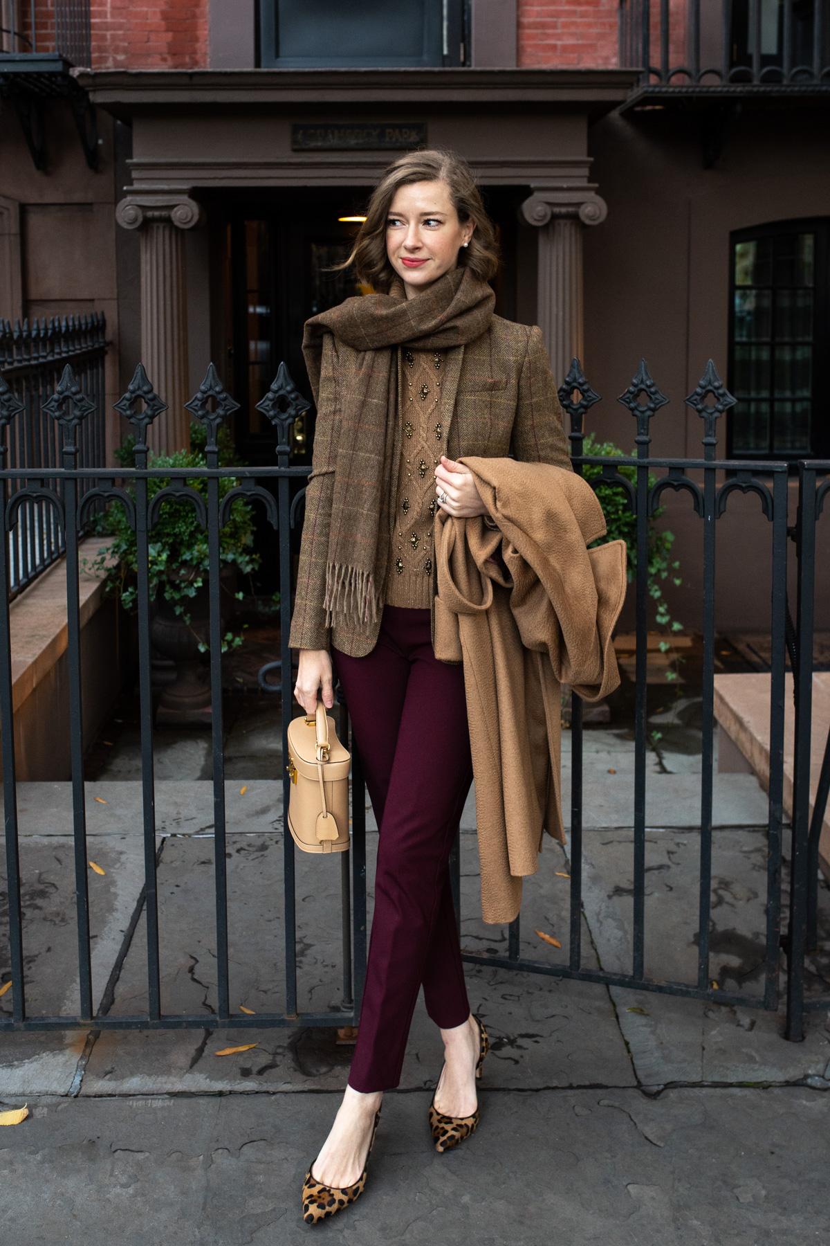 Brooks Brothers Camel Wrap Coat x Stacie Flinner-19.jpg