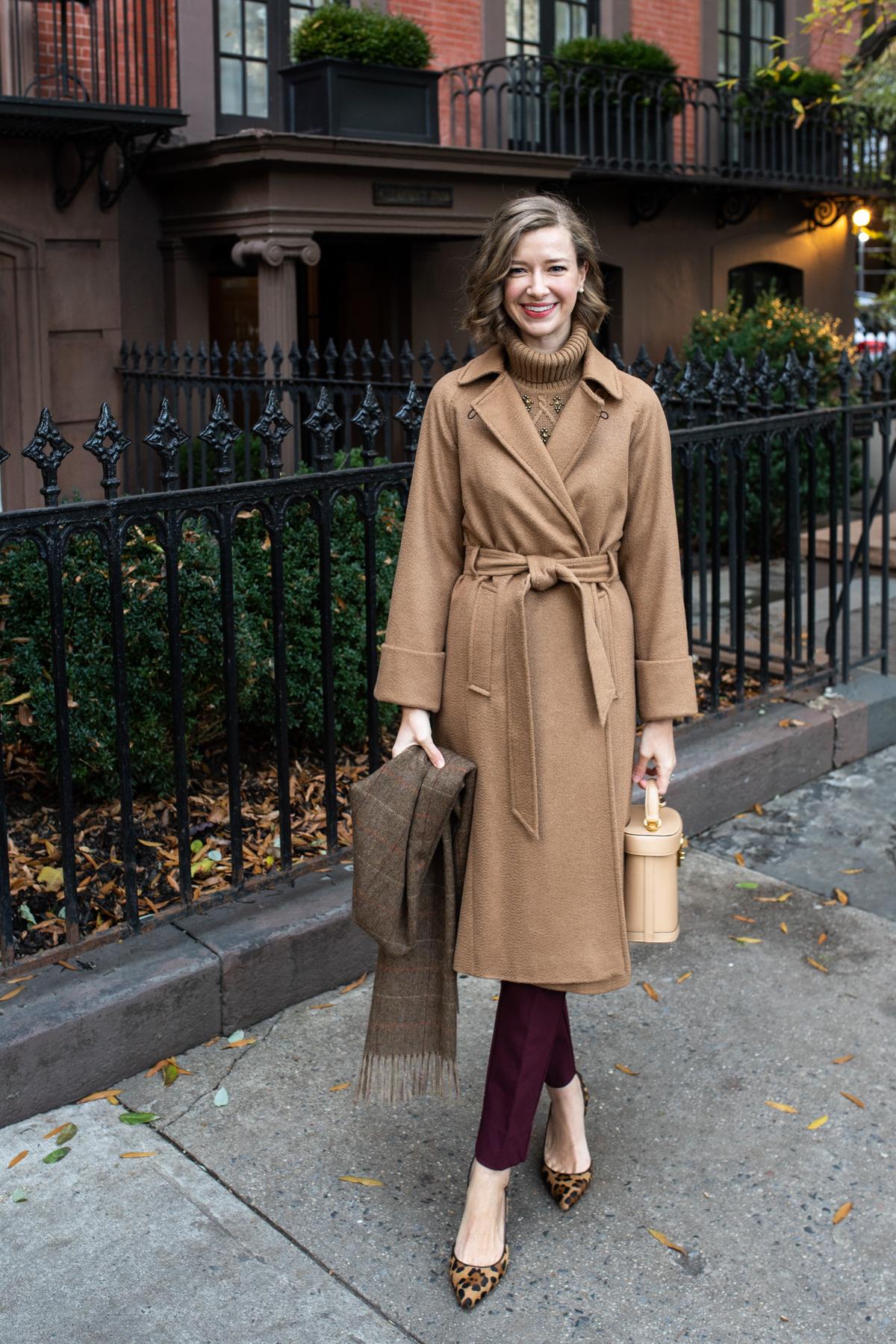Brooks Brothers Camel Wrap Coat x Stacie Flinner-3.jpg