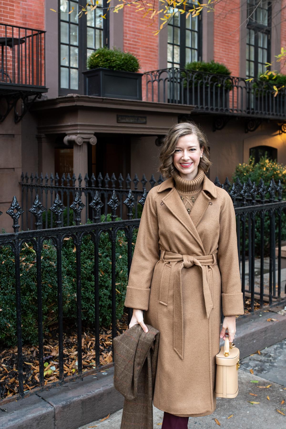 Brooks Brothers Camel Wrap Coat x Stacie Flinner-4.jpg