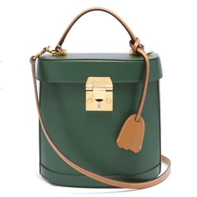 Mark Cross Benchley Bag