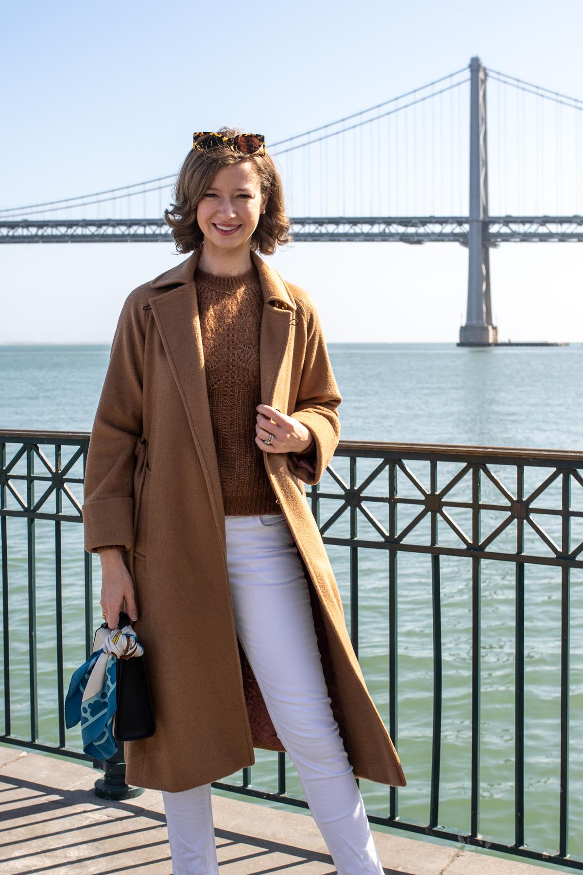 Stacie Flinner Sezane Sweater Camel Outfit -2.jpg
