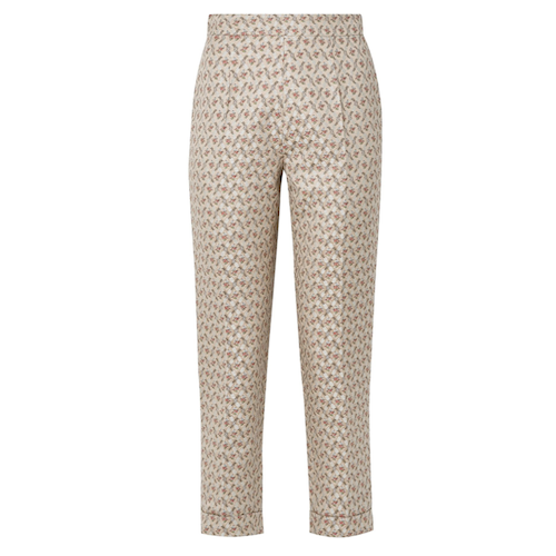 Brock Collection Jacquard Pants