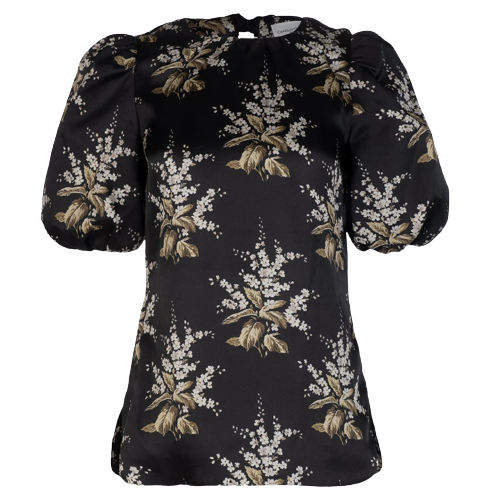 Charlotte Brody Puff Sleeve Top