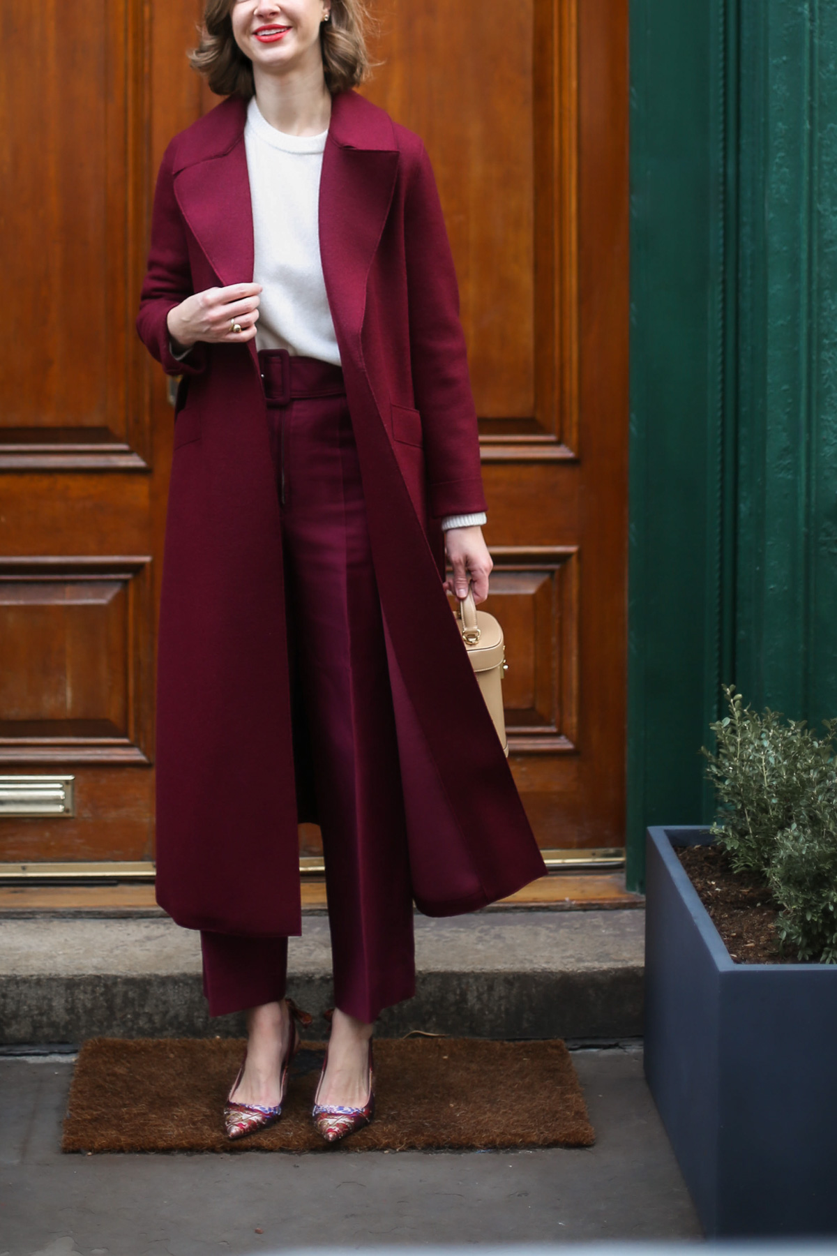 Stacie Flinner x Harris Wharf London Wrap Wool Coat -7.jpg