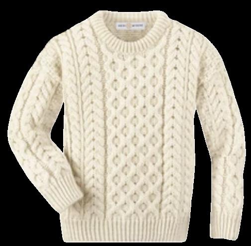 Heidi Wynne Fisherman Sweater