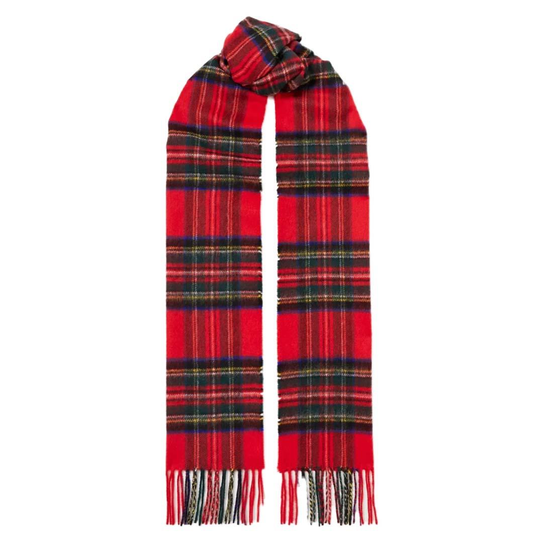 Johnsons of Elgin TartanScarf