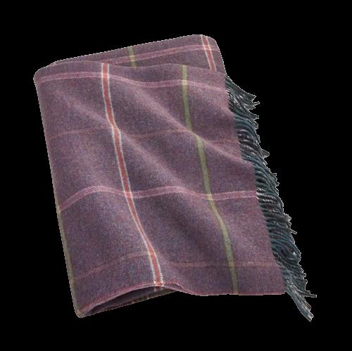 Ralph Lauren Plaid Blanket_Scarf