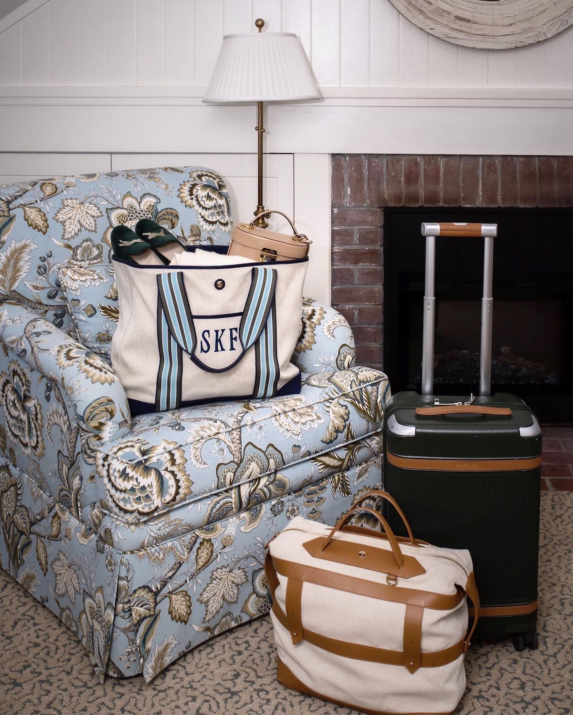 Stacie Flinner Paravel Luggage