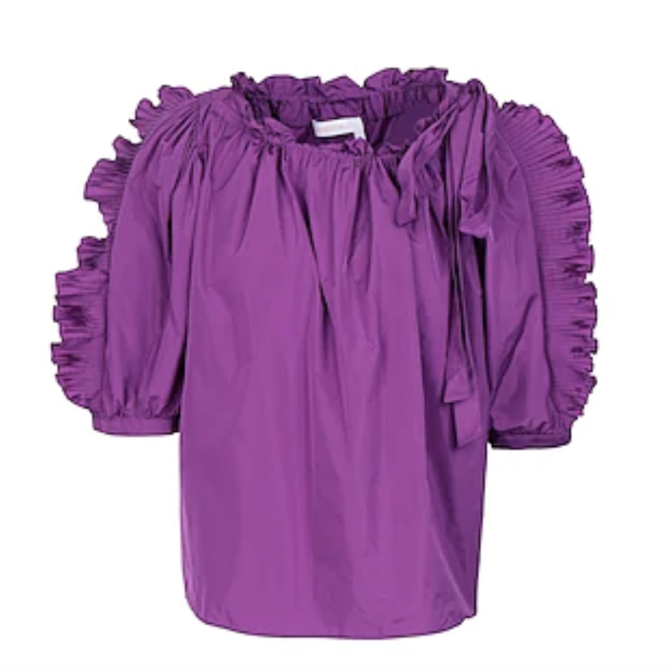 See by Chloe Purple Top