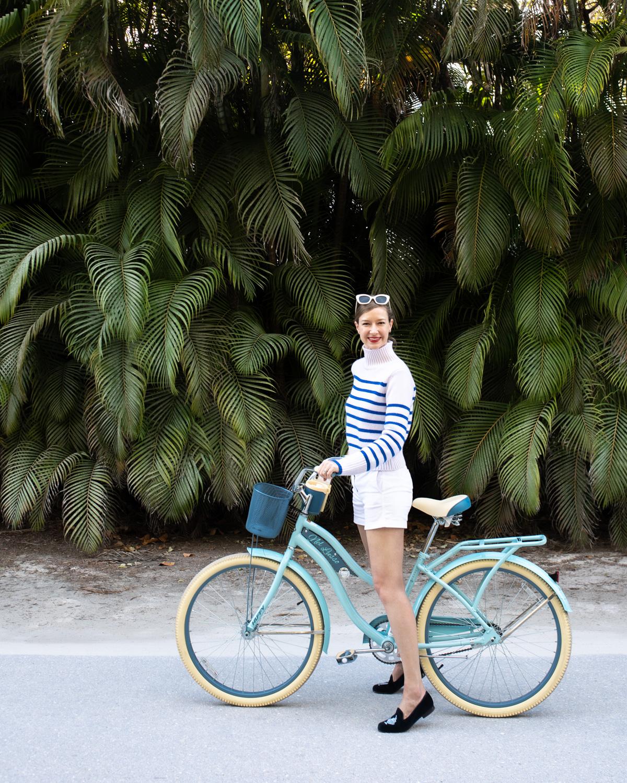 Stacie Flinner La Ligne Striped Sweater