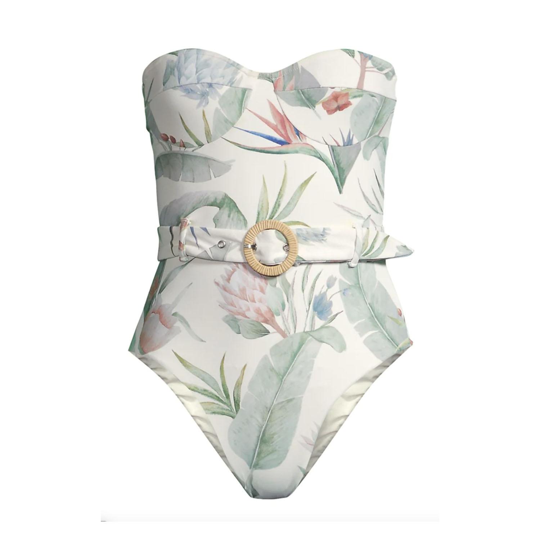 Revel Rey Bandeau Swimsuit