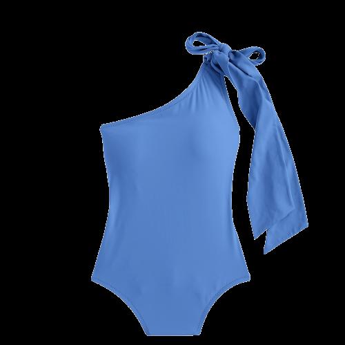 J.Crew Bandeau Swimsuit