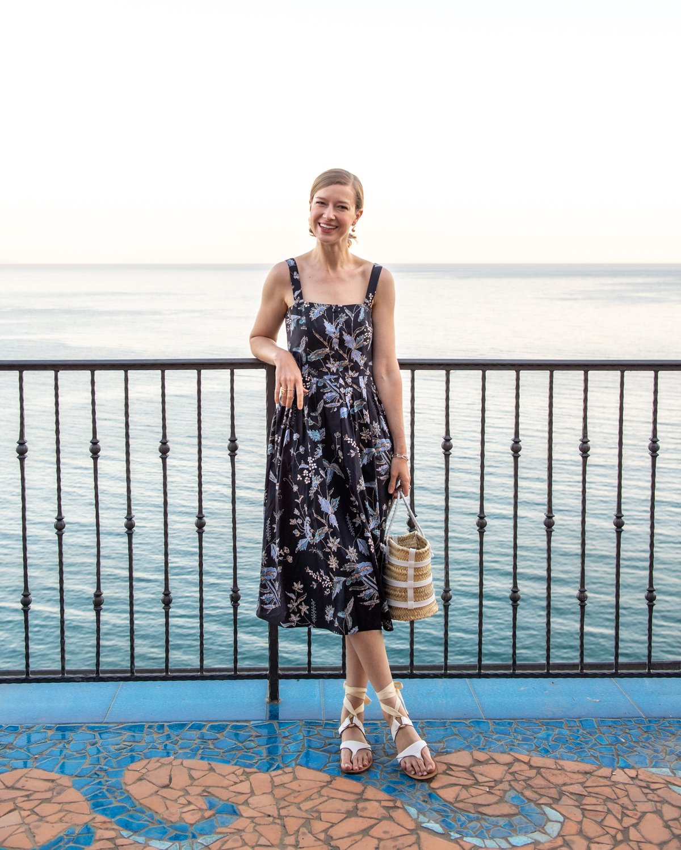 Stacie Flinner Daily Look Charlotte Brody Dress
