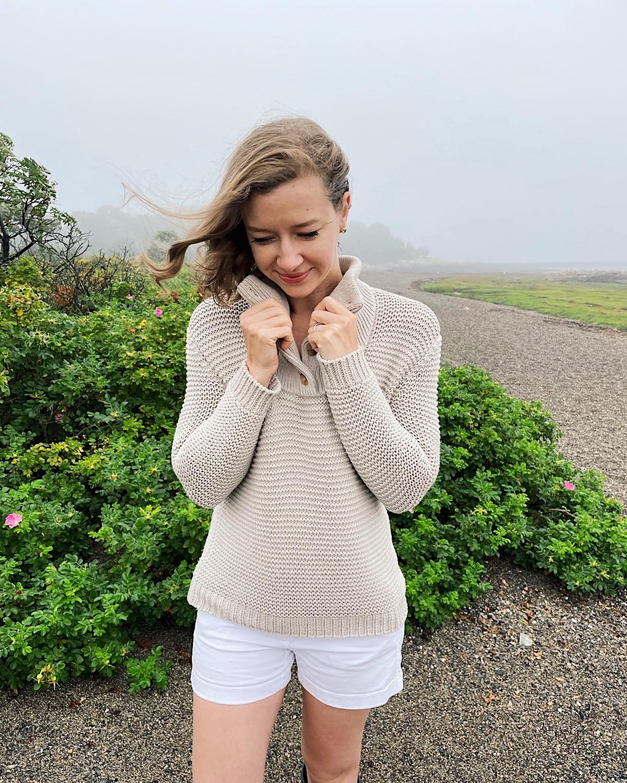 Stacie Flinner Alice Walk Weekender Sweater