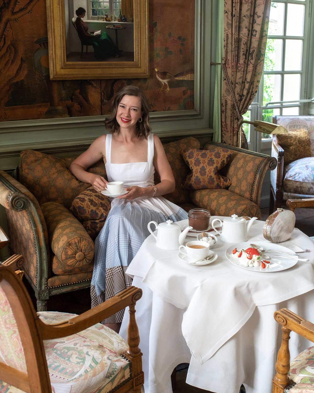 Stacie Flinner Lela Rose Dress